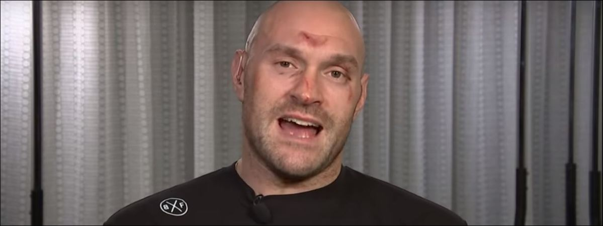 Some Fans Express Concern Following Tyson Fury News